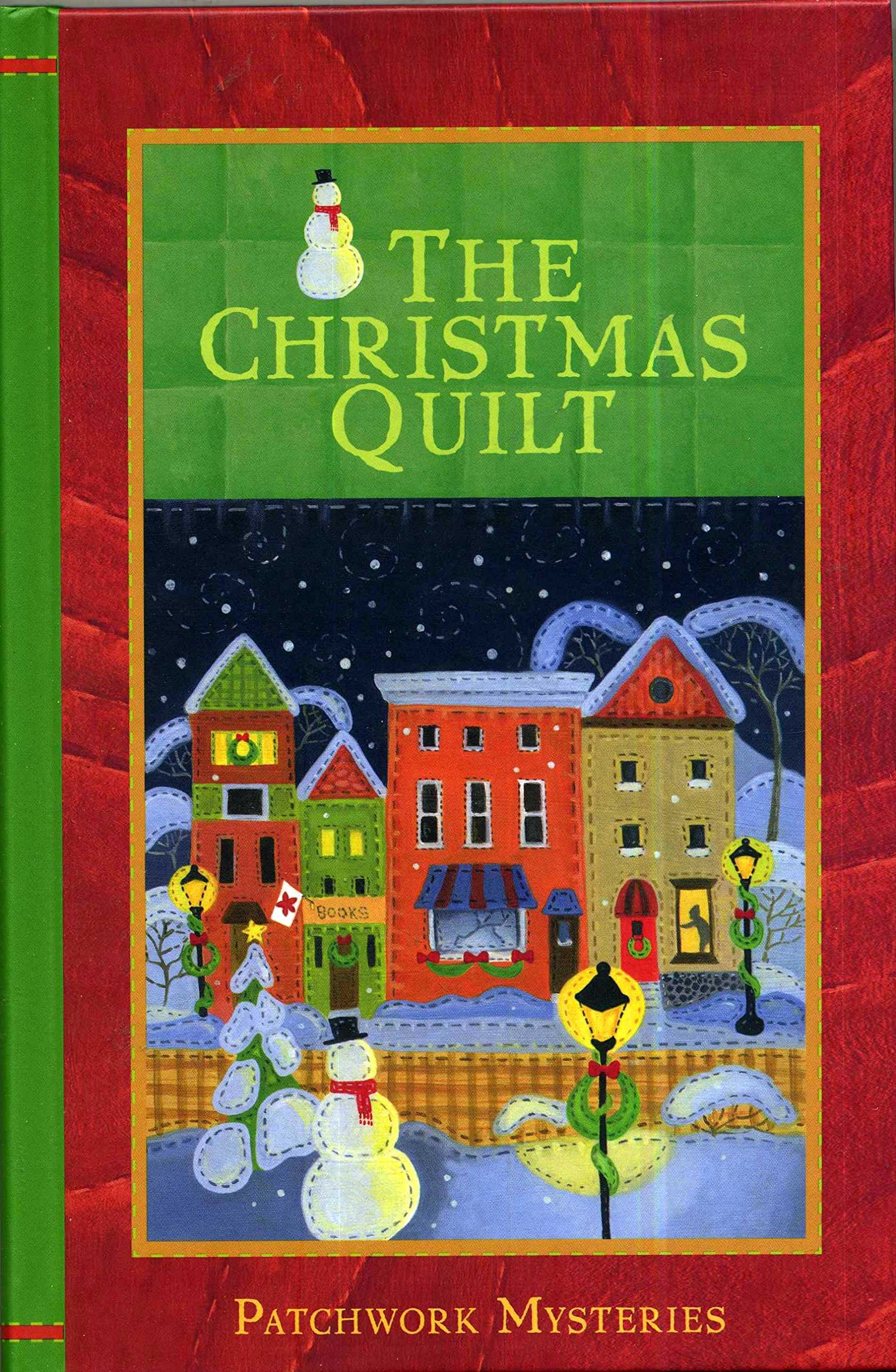 Christmas Quilt Patchwork Mysteries product image