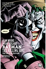 Batman: The Killing Joke (Deluxe Edition) Kindle Edition