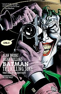 Amazon batman year one ebook frank miller david mazzucchelli batman the killing joke deluxe edition fandeluxe Gallery