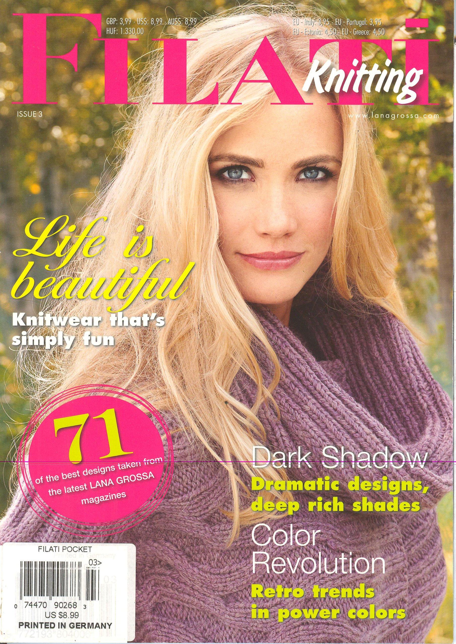 Filati Knitting # 3 (Pocket Edition, 2012): Claudia Strack ...