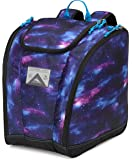High Sierra Trapezoid Boot Bag, Cosmos/Black/Pool