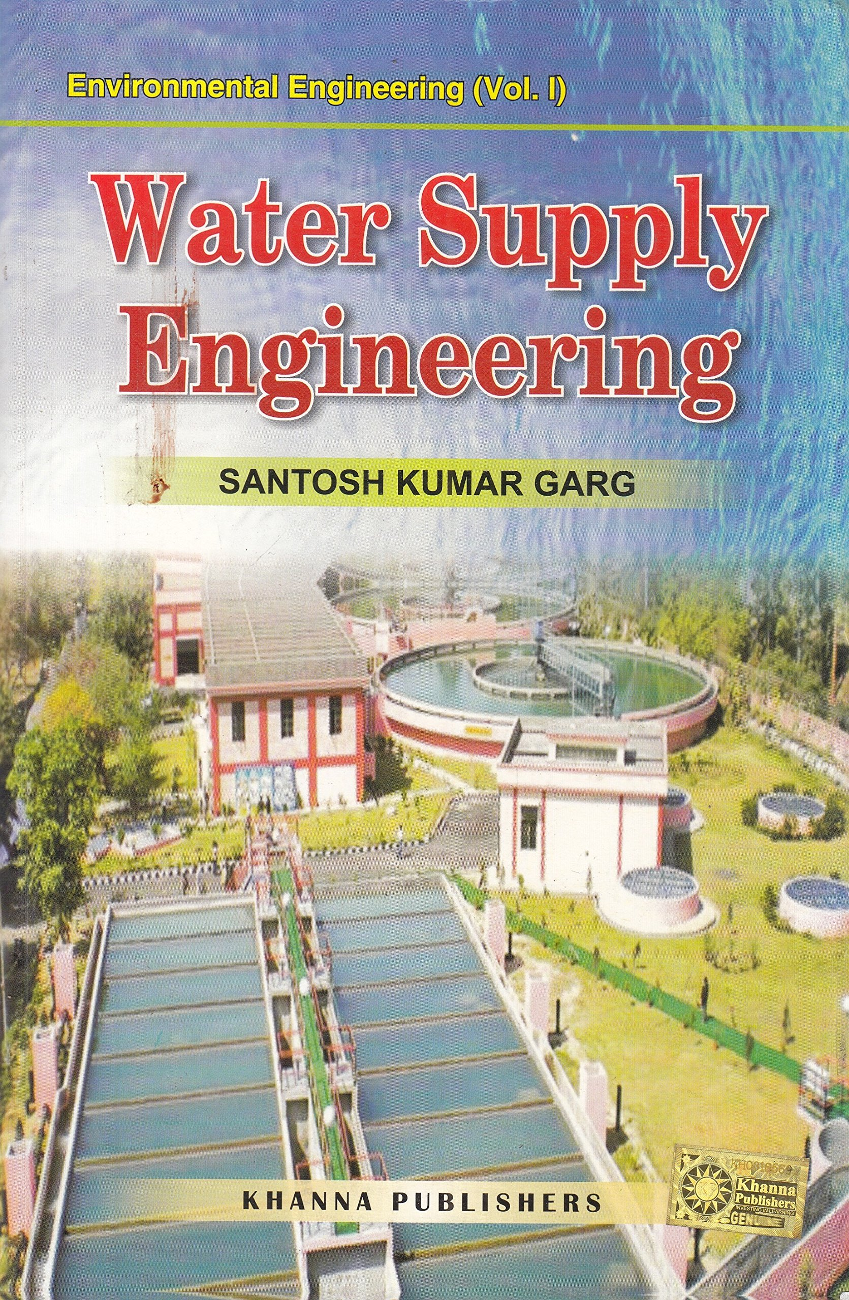 Water Supply Engineering By S K Garg Epub Download