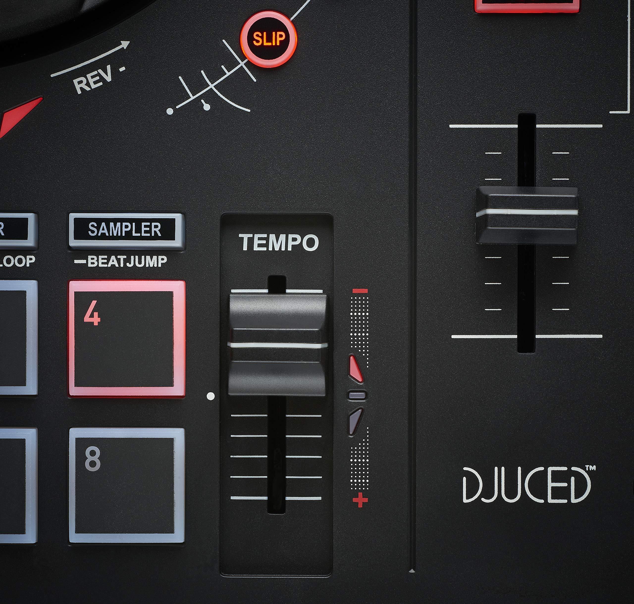 Hercules DJ Control Inpulse 300 (AMS-DJC-INPULSE-300) by Hercules DJ (Image #5)