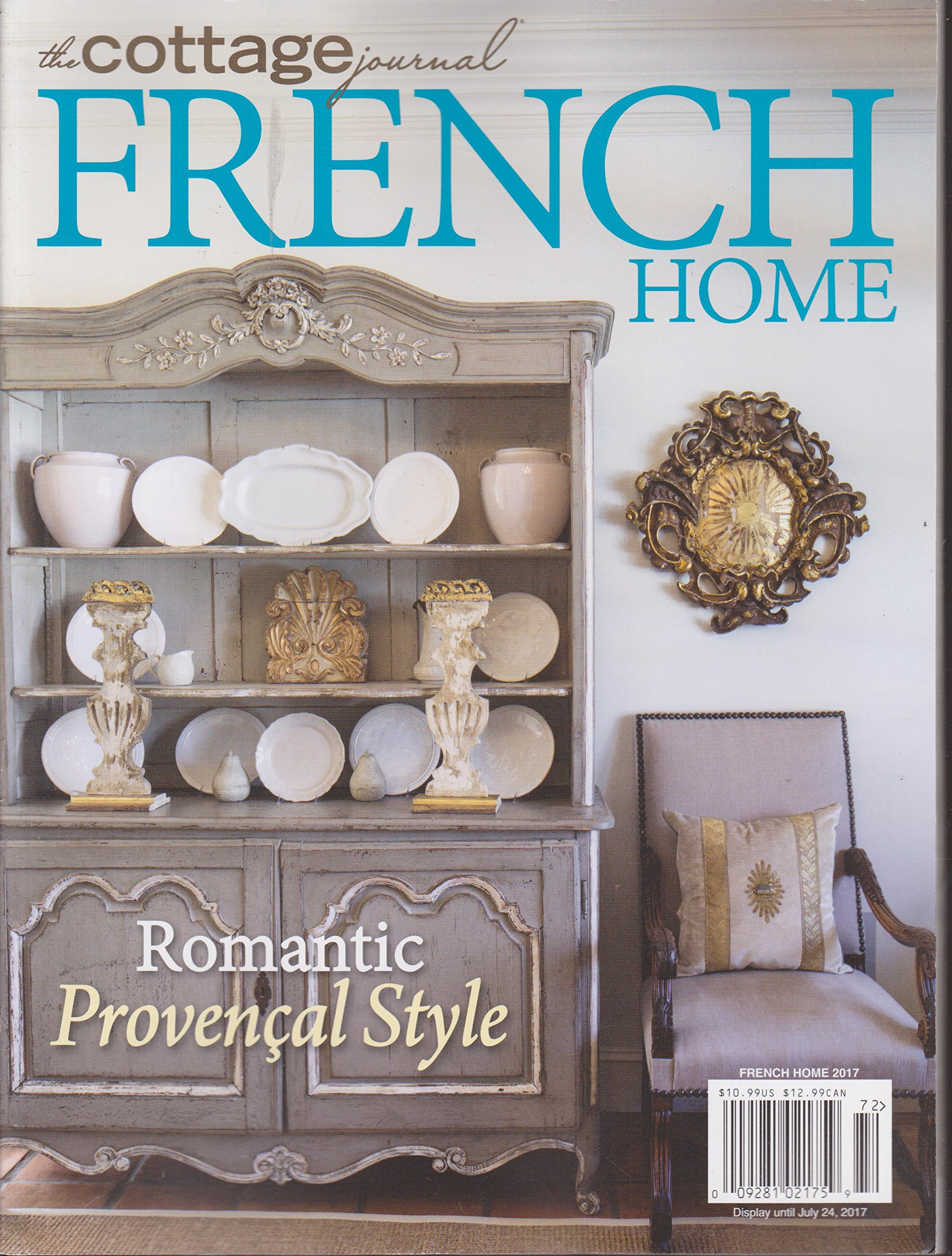 Incredible The Cottage Journal French Home Magazine 2017 H51 Amazon Download Free Architecture Designs Pushbritishbridgeorg
