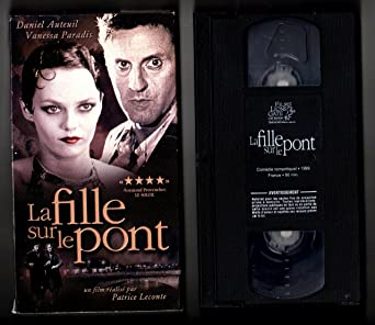 La Fille Sur Le Pont Patrice Leconte Amazon Ca Video