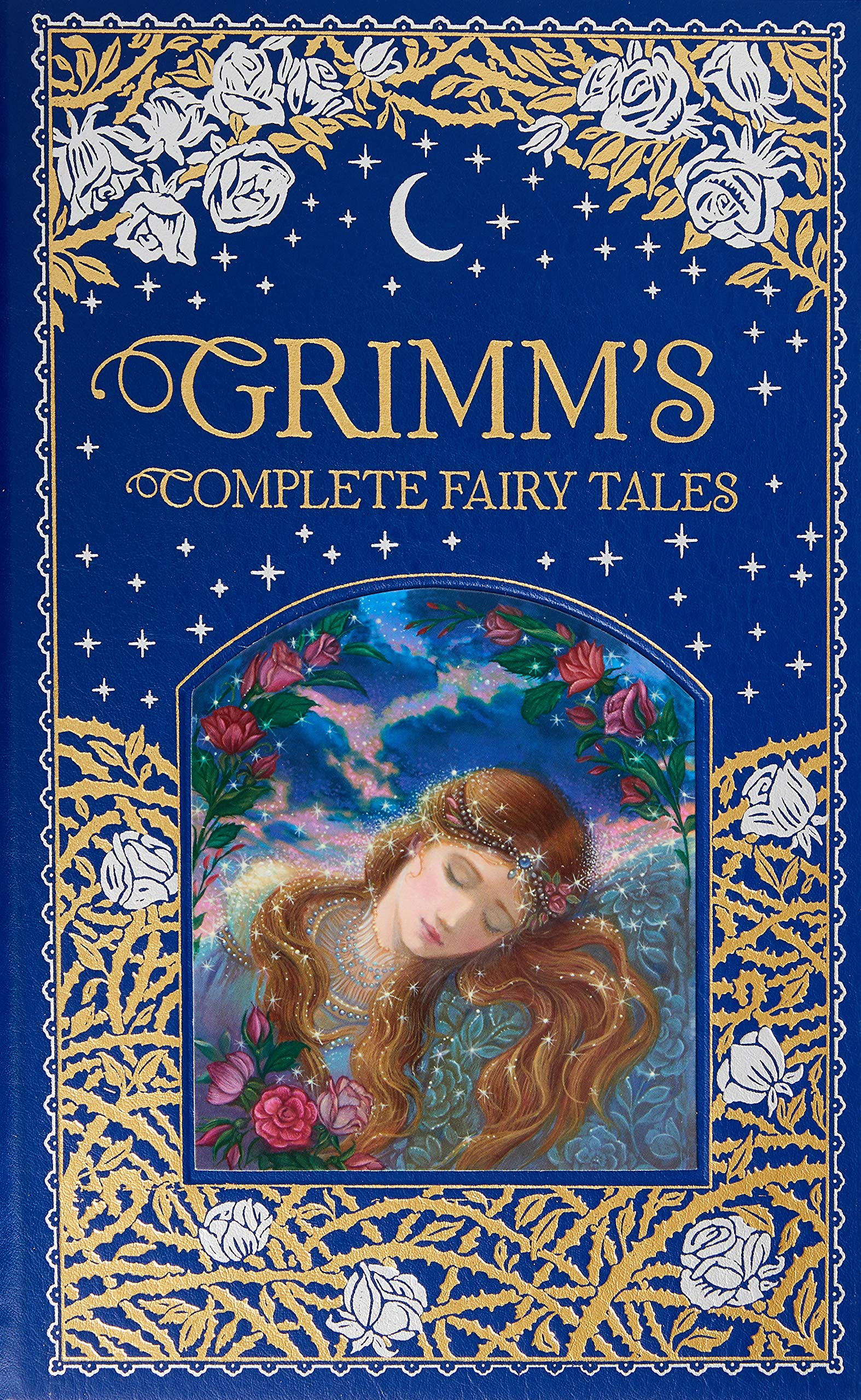 Grimm's Complete Fairy Tales (Leatherbound Classic Collection) by Brothers  Grimm (2012) Leather Bound: Grimm - Brothers: 9781435141865: Amazon.com:  Books