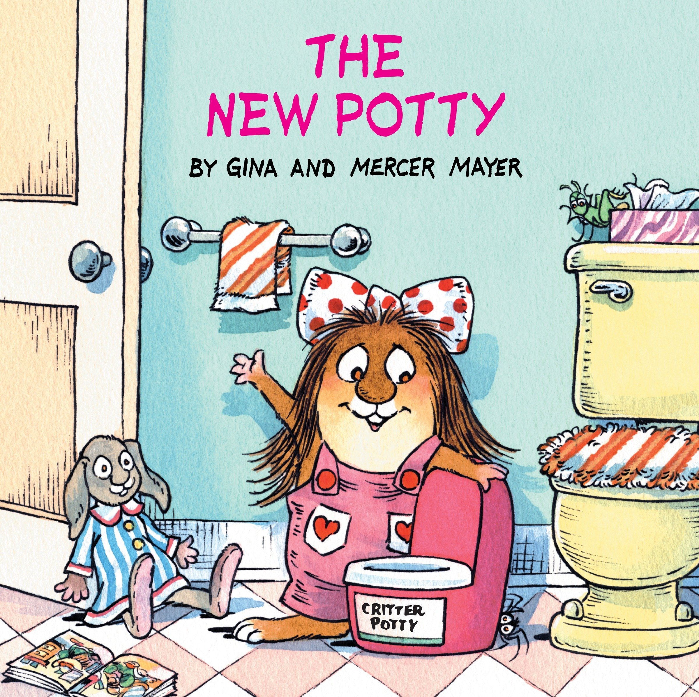 New Potty Little Critter Look Look product image