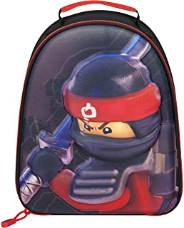 c4aeed85302a Lego Ninjago Movie LED Backpack Kai Ninjago School Bag Back Pack ...