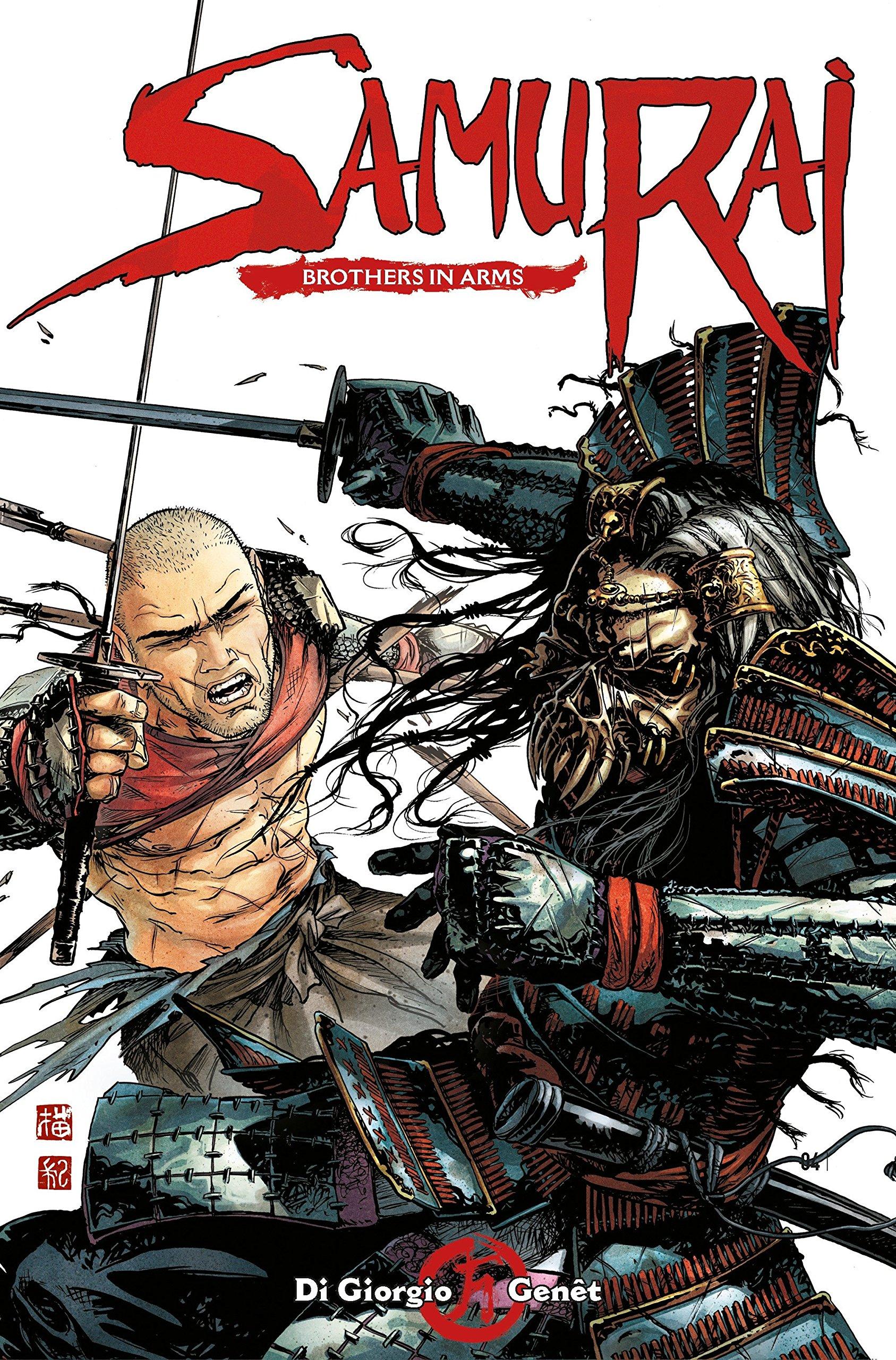 Samurai: Volume 6 - Brothers In Arms pdf epub