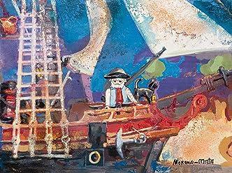 Playmobil Clicks Pirati 4 Dipinto Originale