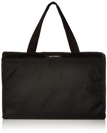 Vera Bradley Lighten Up Hanging Travel Organizer (Black) Luggage Obydlnb