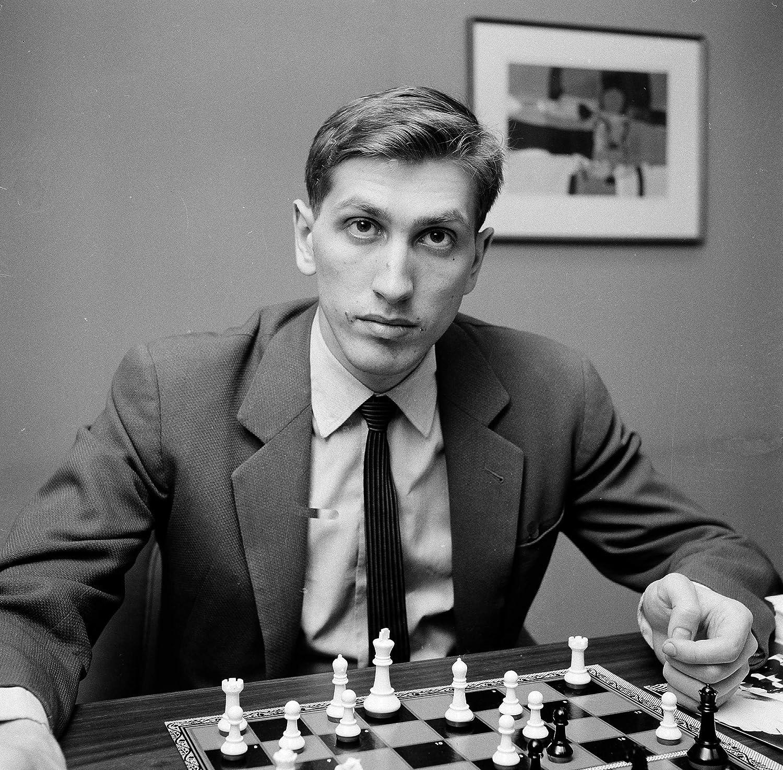 Amazon.com: Bobby Fischer American Chess Grandmaster Photo Art Photos  Artwork 8x8: Photographs
