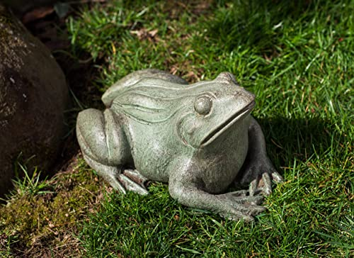Campania International A-529-VE Woodland Frog Statue
