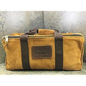 Leather Pro Shooters Bag - Bagmaster Range Bag