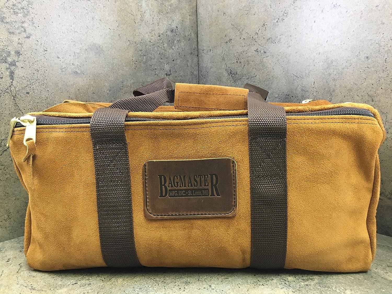 Leather Pro Shooters Bag – Bagmaster Range Bag