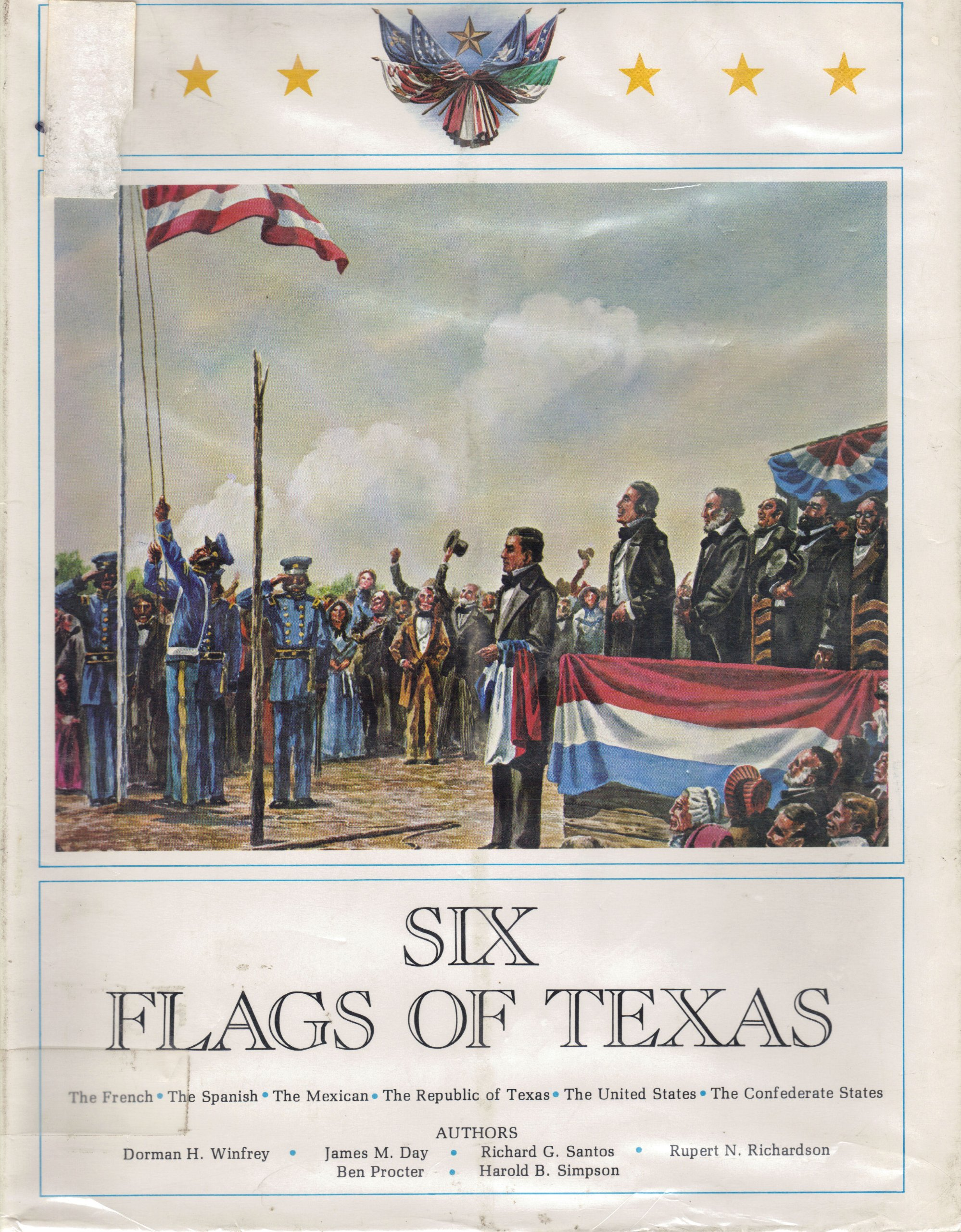 Six Flags Texas james day product image