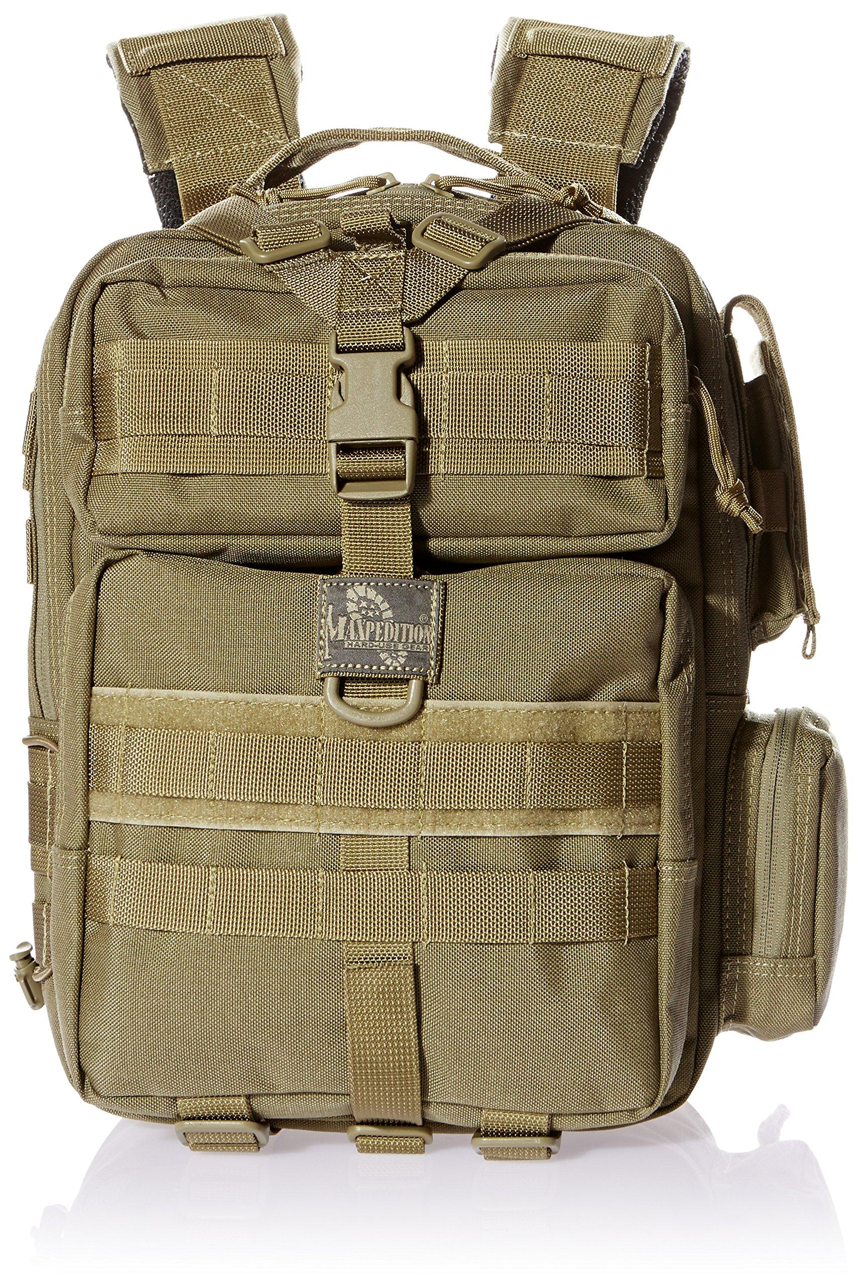 Maxpedition Typhoon Backpack (Khaki)