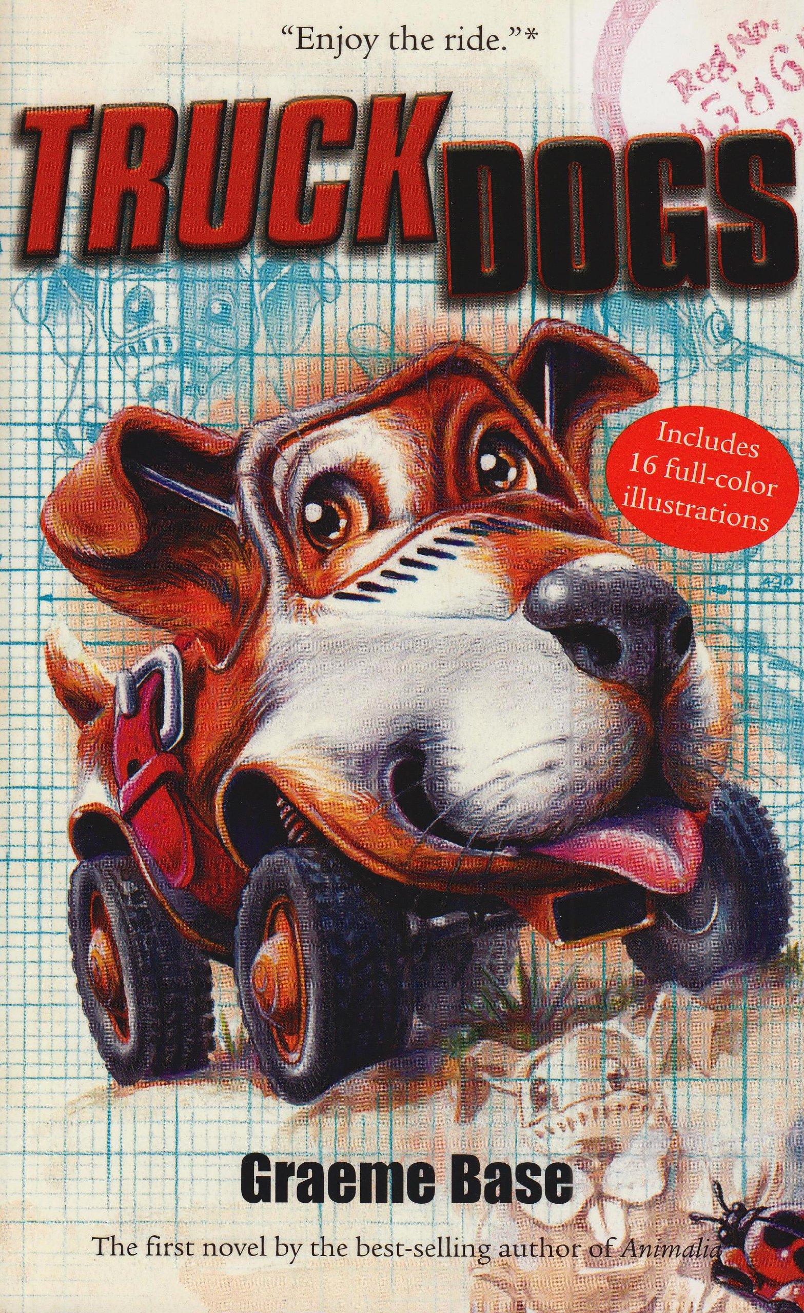 Download Truckdogs: A Novel in Four Bites PDF