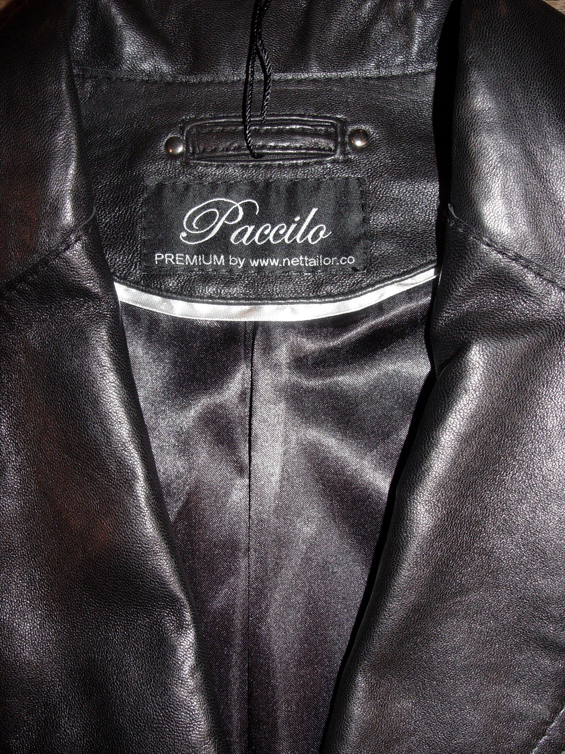 Nettailor Mens 1114 FOUR Season Wearable Leather Fancy Casual Blazer by NETTAILOR (Image #7)