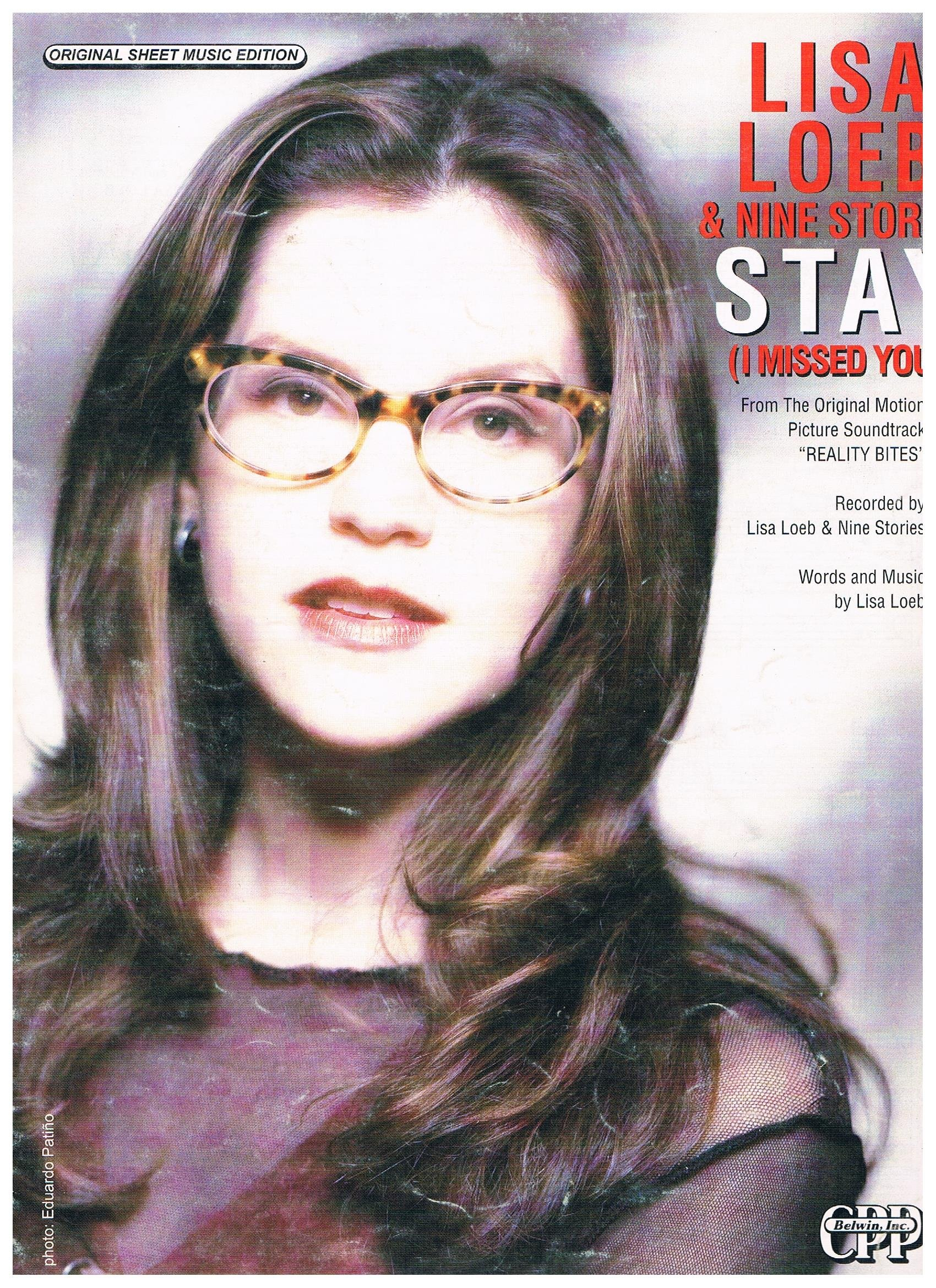 Amazon com: Stay (I Missed You) - Recorded by Lisa Loeb