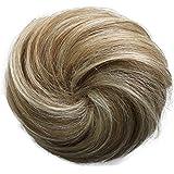 PRETTYSHOP 100% Human Hair UP DO Ballerina Knoten Donut Bun Topknot Scrunchie Hairpiece H311a