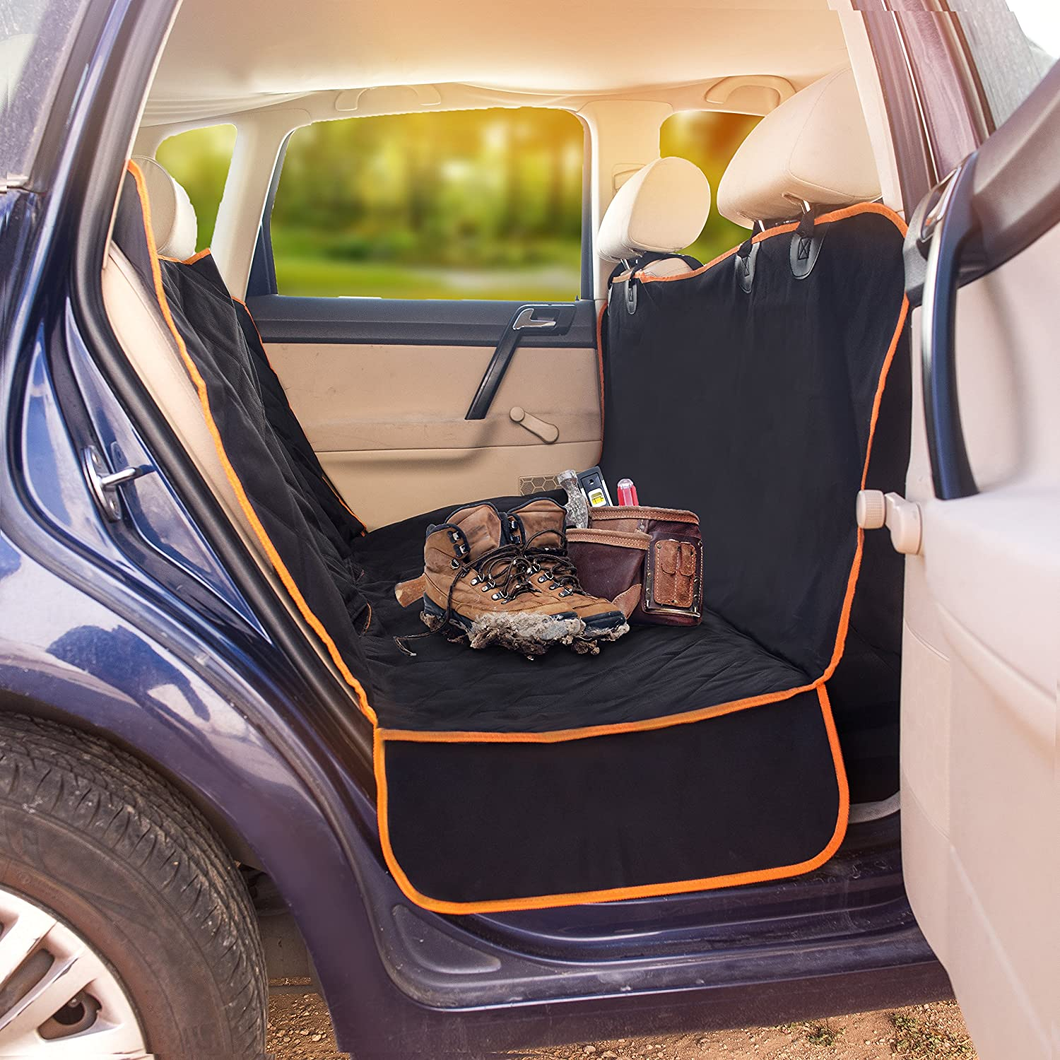 The Best Pet Car Seat Covers In 2020: Reviews & Buying Guide 3