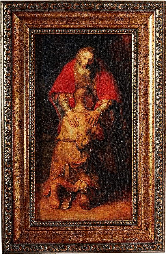 St Joseph Communications Rembrandt: el retorno del hijo pródigo ...