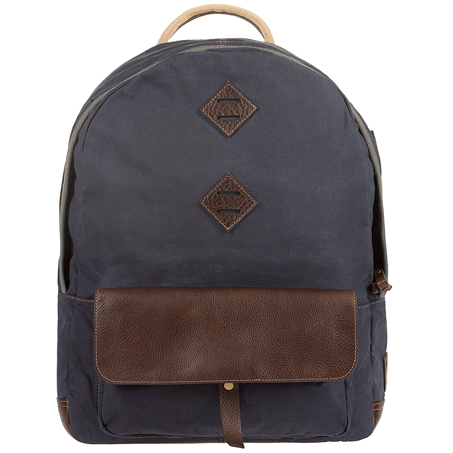 76e787f336f3 ... duffle bag Honey by Tuscany Leather online retailer 3e4b7 4ce27  Will  Leather Goods Mens Owl Point Dome Backpack lovely finest selection 9841c  d3b0f ...