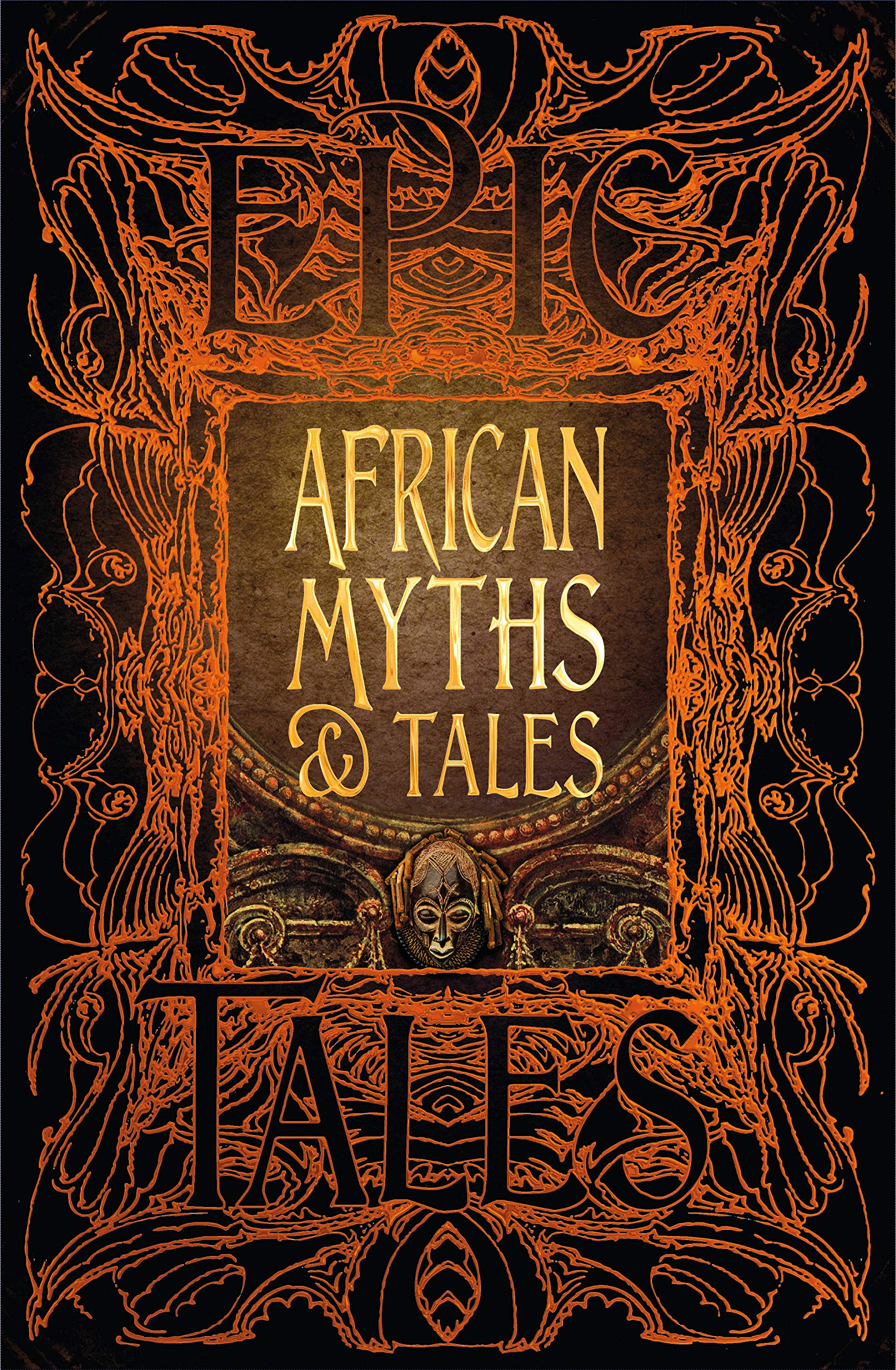 Image result for book cover flame tree studios african myths and tales