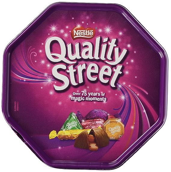 Nestle calidad calle Tub 780 G