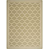 Safavieh Courtyard Collection CY6889-244 Green