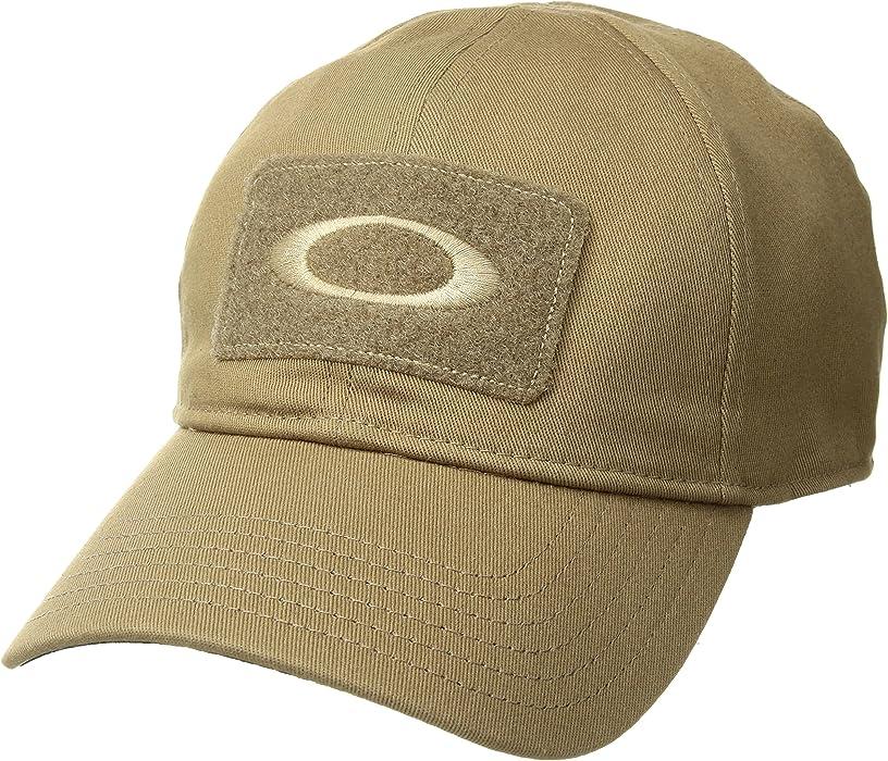 buy online f269d 8822e Oakley Men s Si Cotton Cap, Coyote, ...