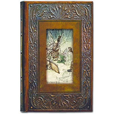 Figments Studio Vintage Collection Brown And a Fairy Song Journal: Office Products