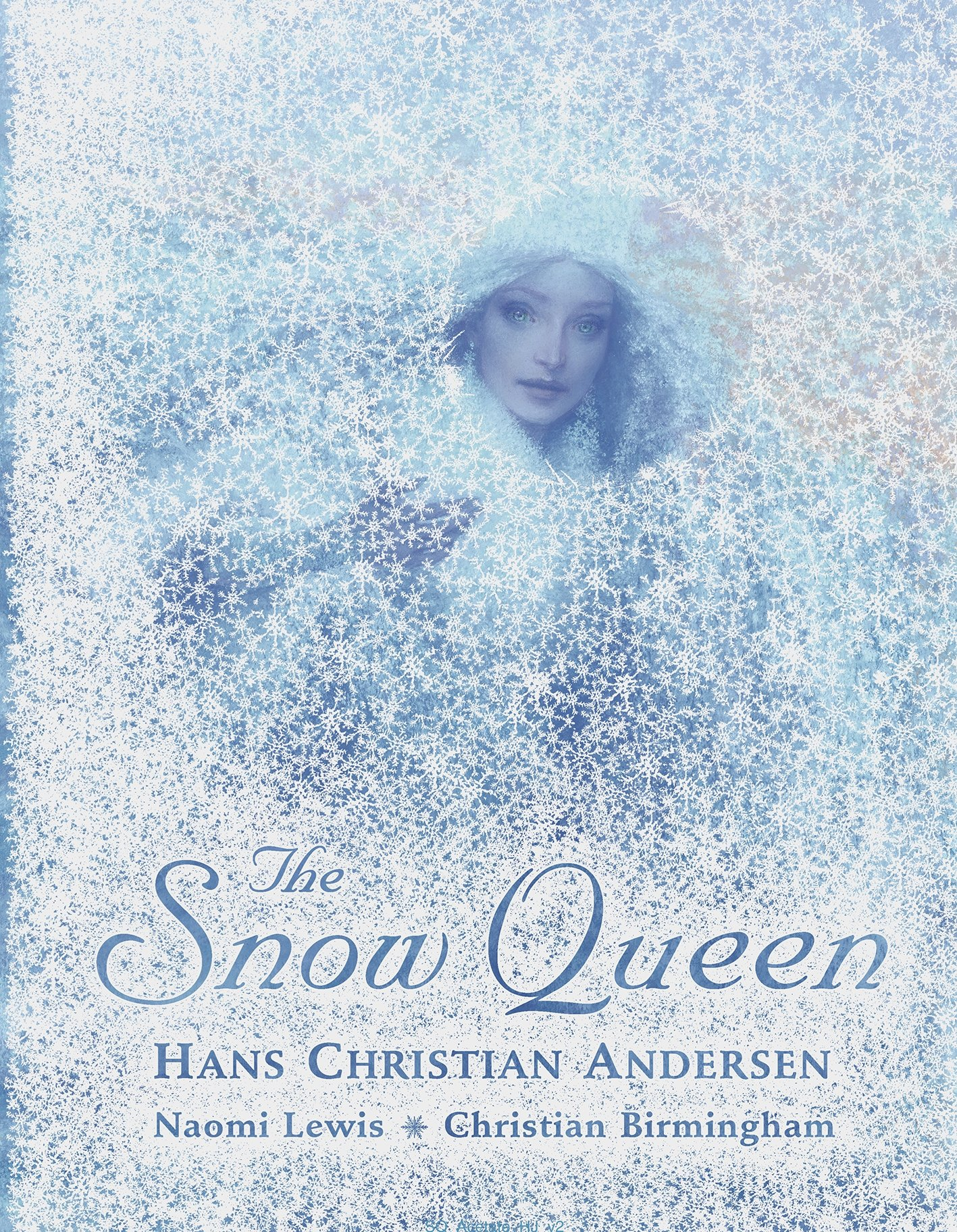 Snow Queen Book