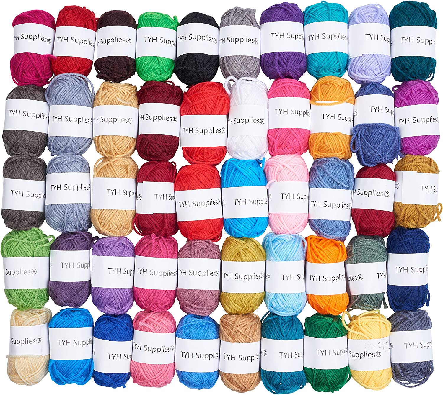 TYH Supplies Acrylic Yarn