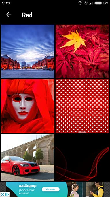 Amazon.com: Color Wallpapers HD: Appstore para Android