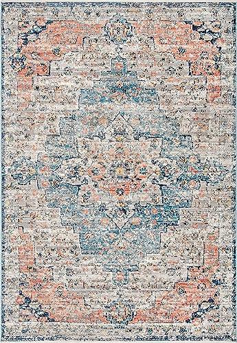 nuLOOM Celeste Persian Vintage Area Rug
