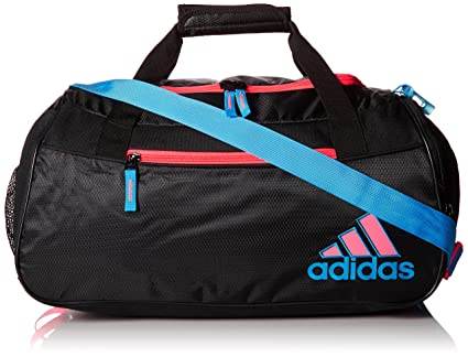 8fc2f44b36 Amazon.com  Adidas Squad III Duffel Bag  Sports   Outdoors