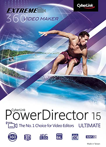 PowerDirector 15 Ultimate mac