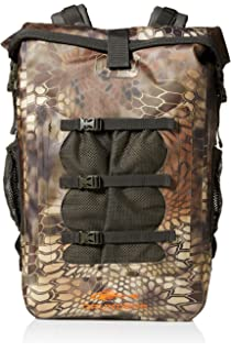 Amazon.com : Grundens Gage Tech Rum Runner Backpack - Black Large ...