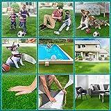 SavvyGrow Artificial Grass for Dogs Pee Pads