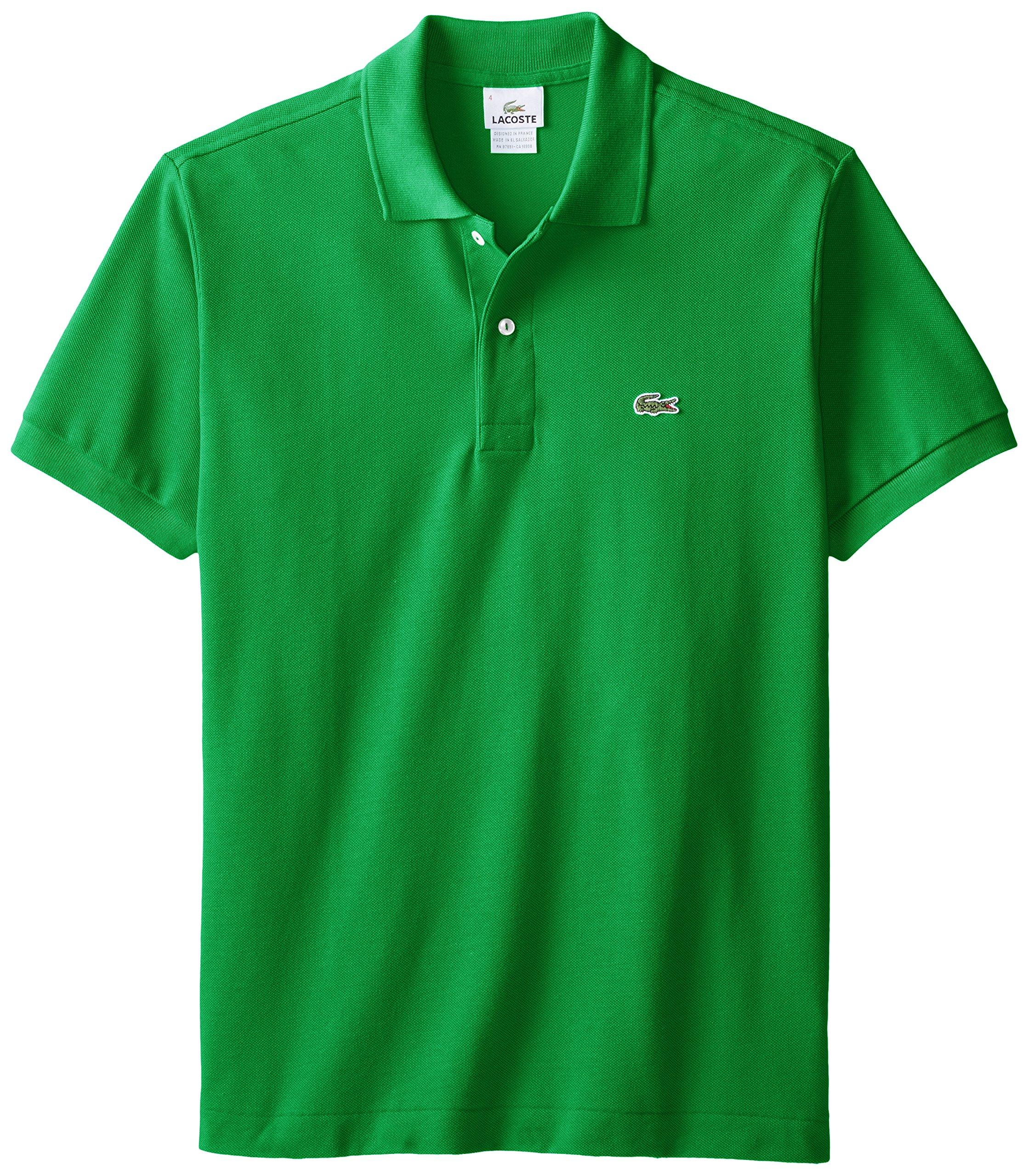 5cb5da748 Galleon - Lacoste Men s Short Sleeve Pique L.12.12 Classic Fit Polo Shirt
