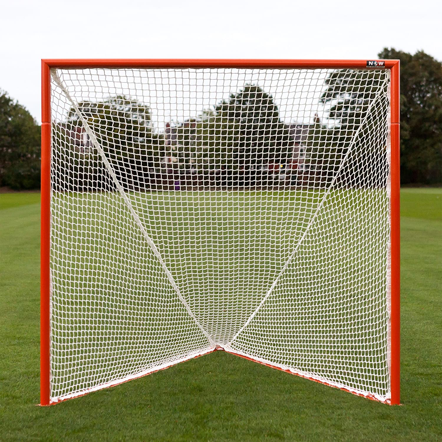 amazon com professional lacrosse goal 6ft x 6ft ncaa