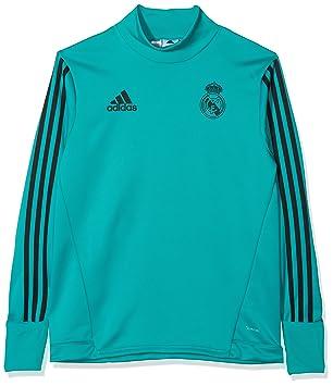 adidas Real Madrid Camiseta de Entrenamiento, Niños: Amazon.es: Deportes y aire libre