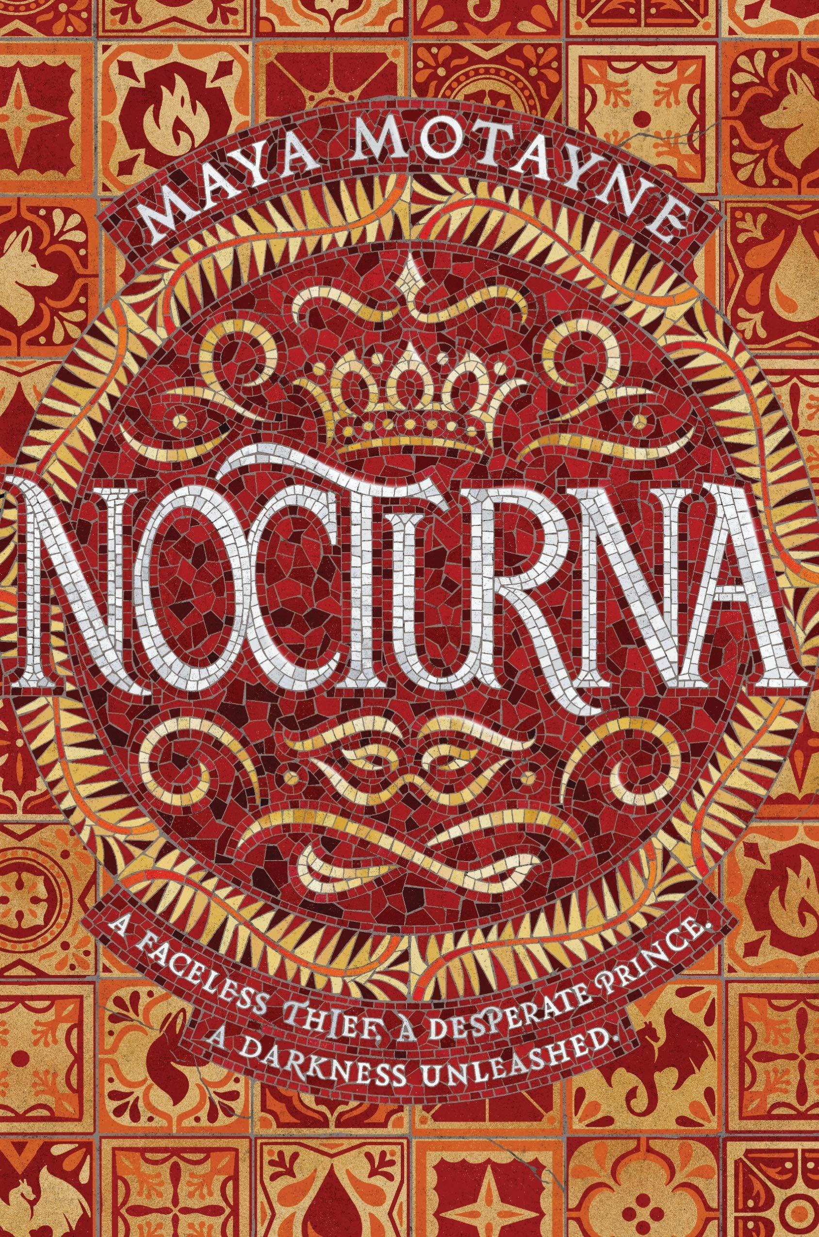 Nocturna: Amazon.co.uk: Motayne, Maya: 9781473675919: Books
