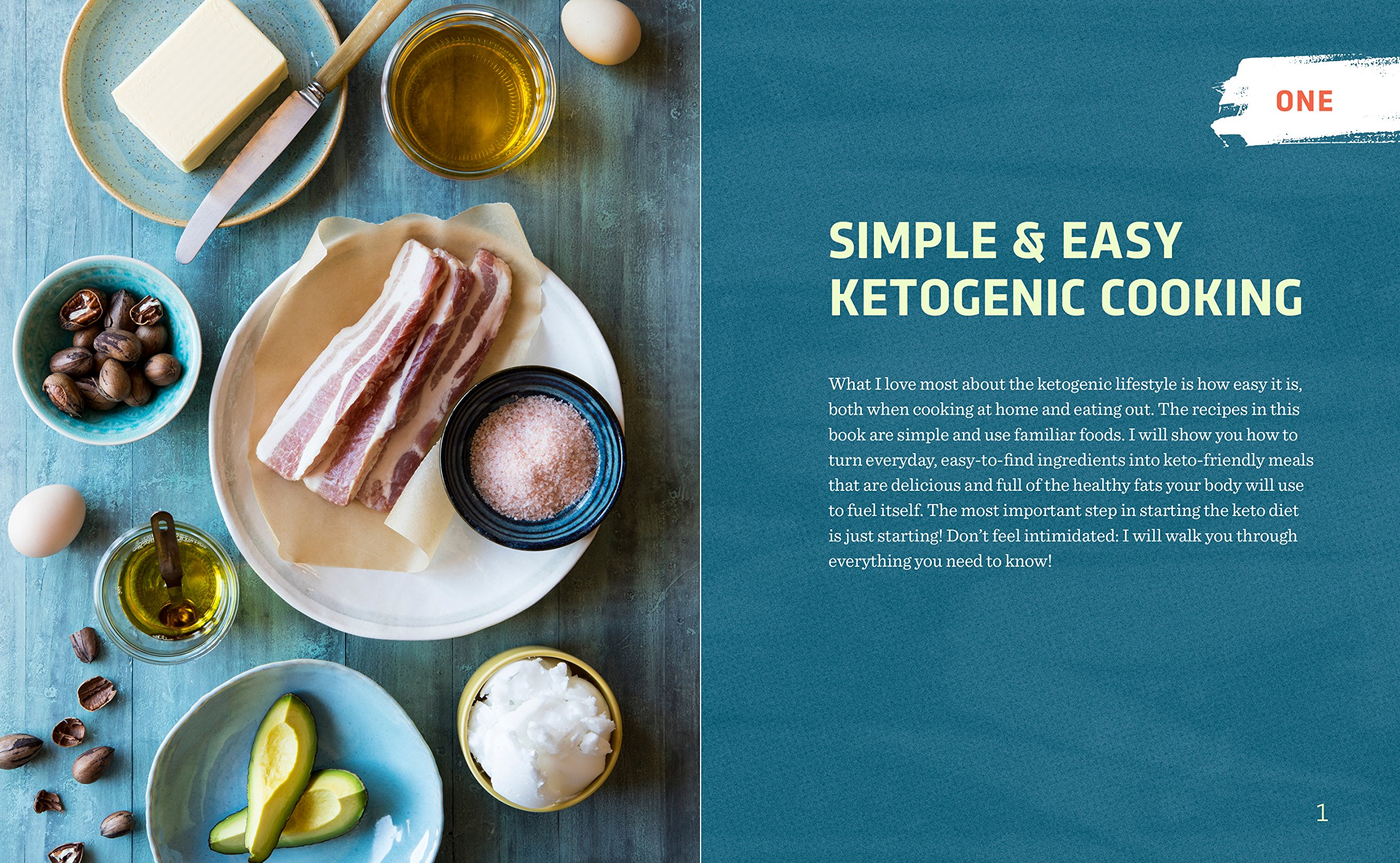 The Easy 5-Ingredient Ketogenic Diet Cookbook: Low-Carb, High-Fat Recipes  for Busy People on the Keto Diet: Jen Fisch: Amazon.com.mx: Libros