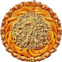 Lush Yummies Pie Co. - Peach Butta Cobbler Pie