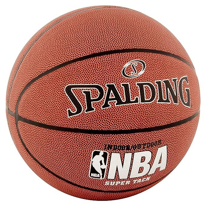 NBA Spalding - Balón de Baloncesto para Interiores y Exteriores ...
