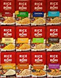 Rice A Roni Variety Pack of 12 Flavors