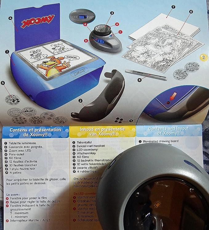 Amazon Com Ravensburger Xoomy Drawing Machine Toys Games